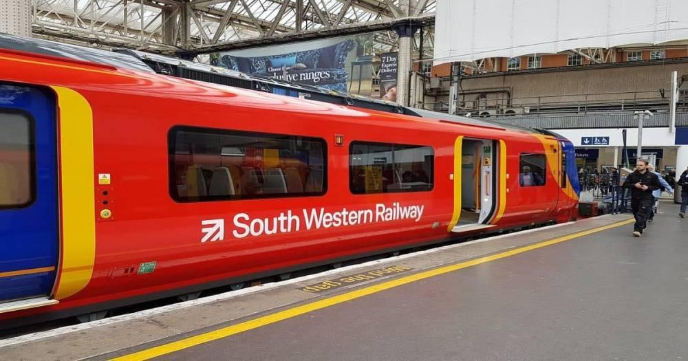 Работники ж/д компании South Western Railway будут бастовать 8 дней