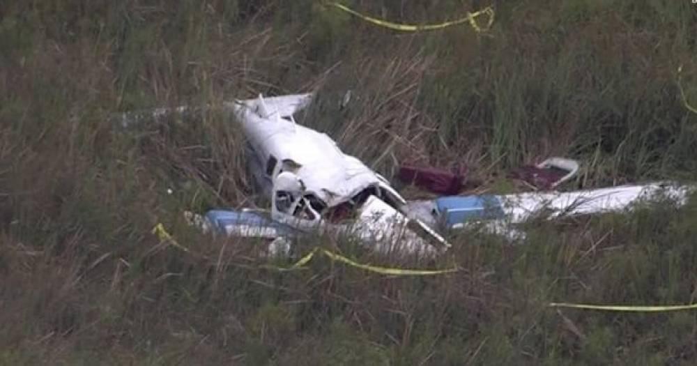 Два легкомоторных самолёта потерпели крушение во Флориде, есть погибшие