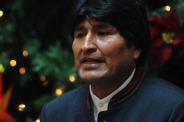 Президент Боливии назвал Трампа врагом человечества