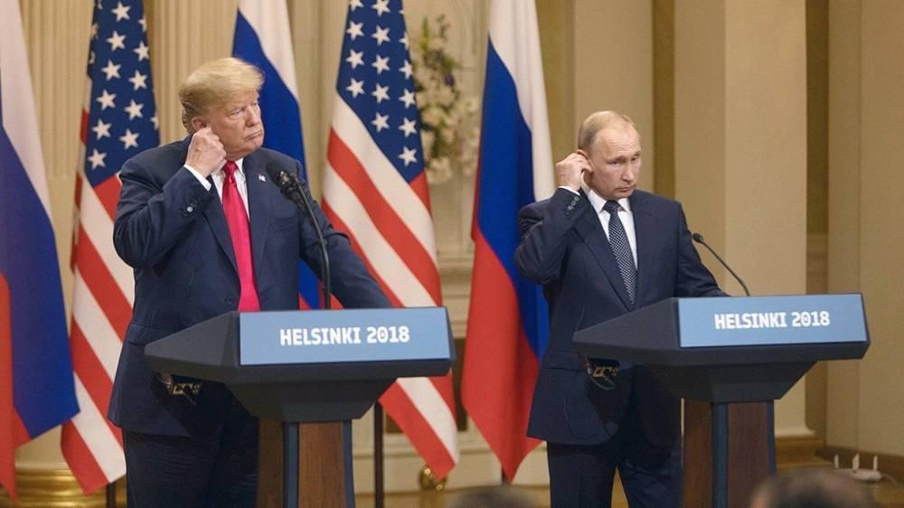 Трамп обвинил СМИ в попытках очернить успешную встречу с Путиным