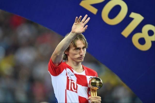 Семья перуанцев назвала ребенка в честь капитана сборной Хорватии