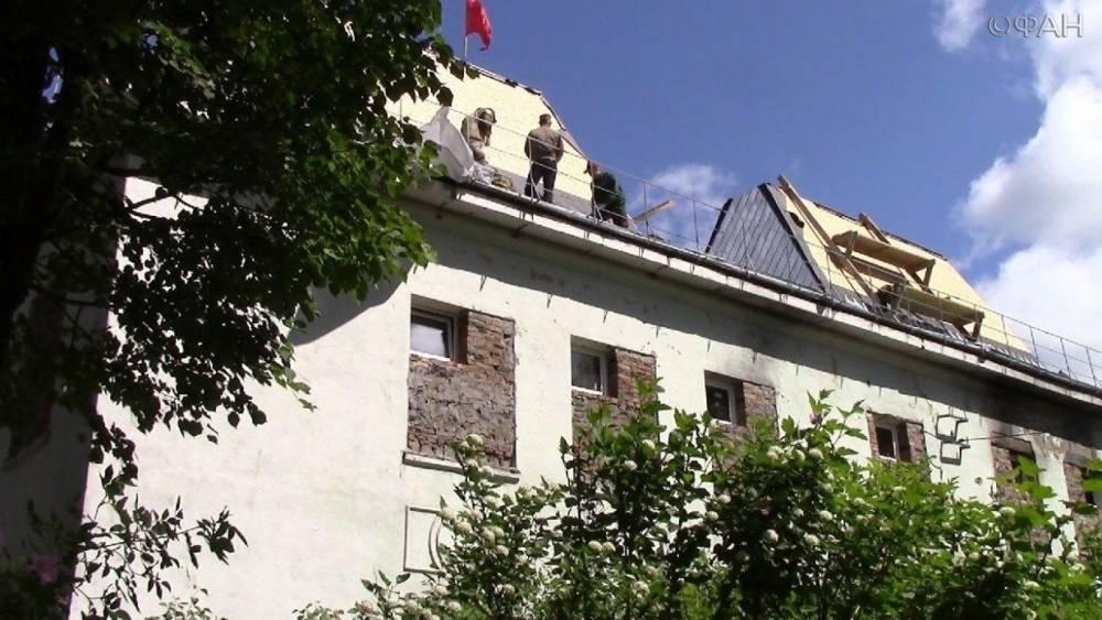 Чиновники в Тульской области требуют разрушить создаваемый на народные деньги музей героев ВОВ