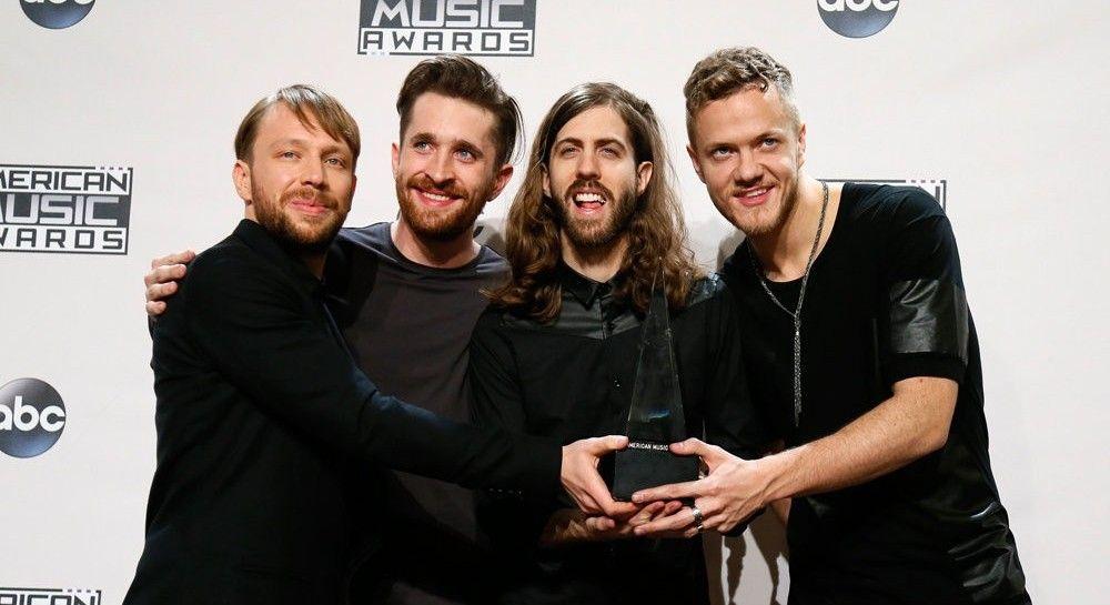 Американские рокеры Imagine Dragons покорили слушателей новым хитом
