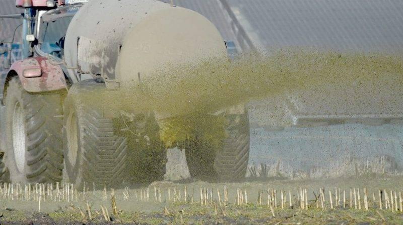 Германия – в числе лидеров по содержанию нитратов в грунтовых водах