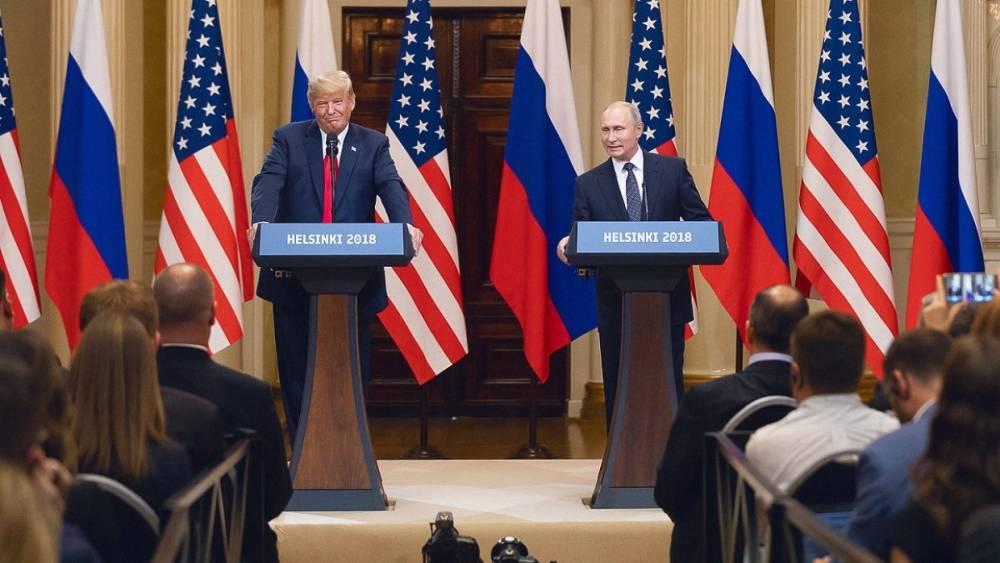 «Диалог — лучшее средство формировать решения»: в ФРГ оценили итоги встречи Путина и Трампа