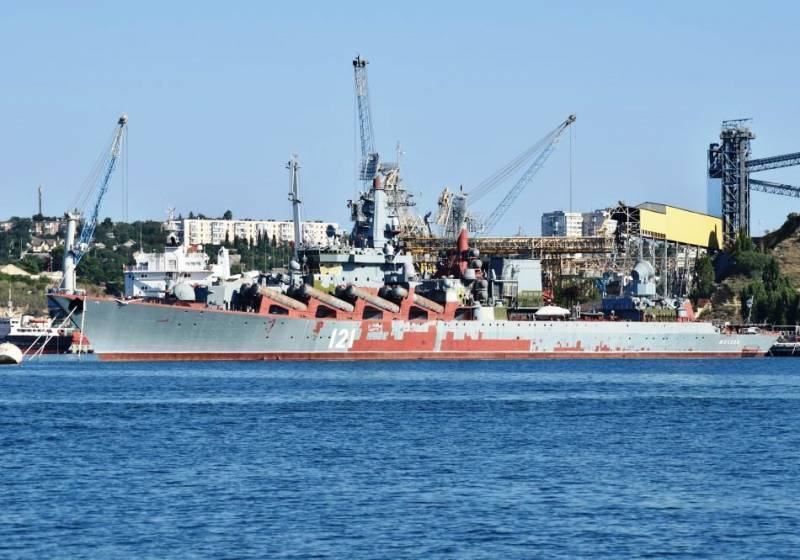 Контракт на модернизацию крейсера «Москва» до сих пор не заключён