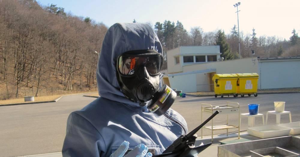 Эксперты ОЗХО собрали образцы отравляющего вещества в Эймсбери