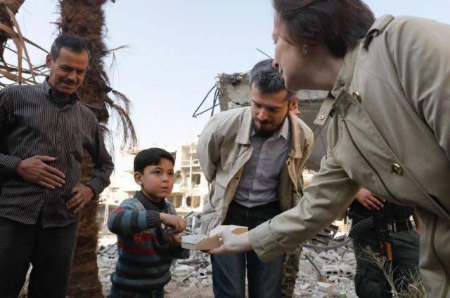 Более 7 тысяч сирийцев покинули осажденные населенные пункты в Идлибе