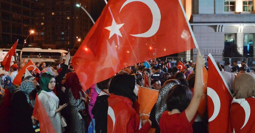 В Турции прекратил действие режим ЧП