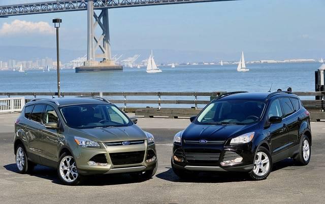 Ford отзывает 550 тыс. проданных в США авто из-за дефекта в коробке передач