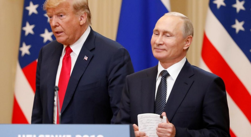 Трамп заявил о личной ответственности Путина за вмешательство в выборы в США