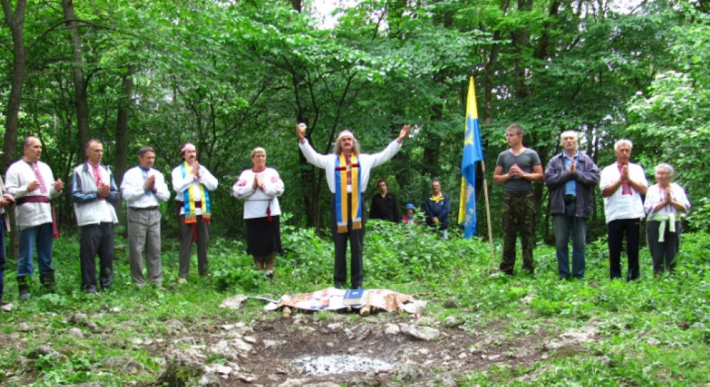 Религиозная община язычников хочет построить храм в Луцке