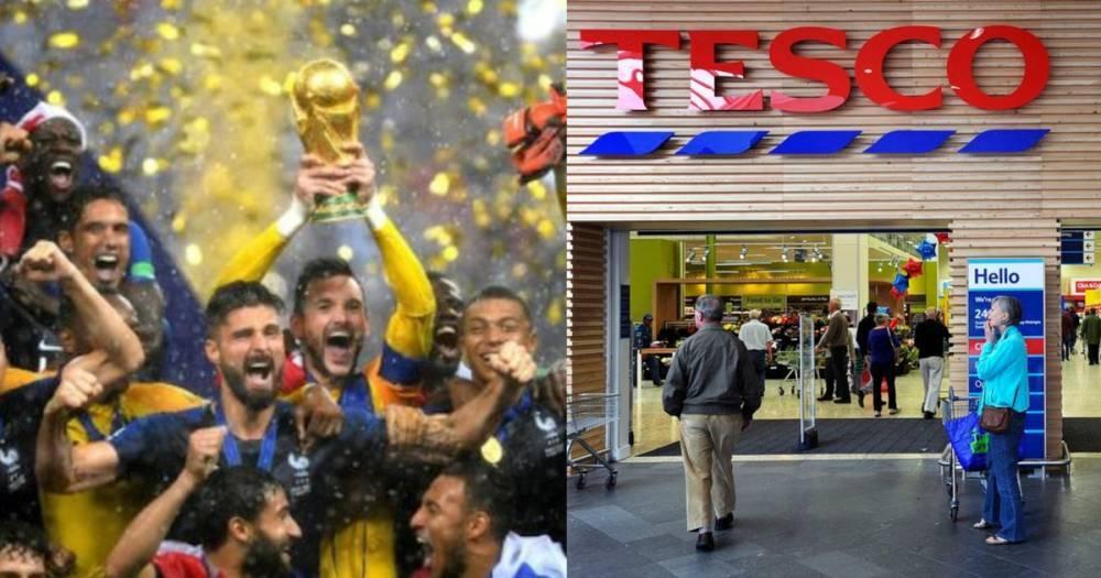 Клиентка Tesco пожаловалась на магазин, который закрылся раньше из-за финала Чемпионата мира, но ее назвали стукачкой