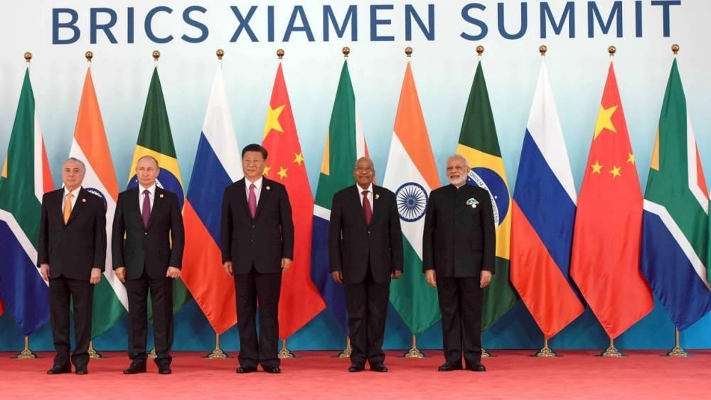 Минэкономразвития: Торговые войны будут одной из главных тем саммита БРИКС
