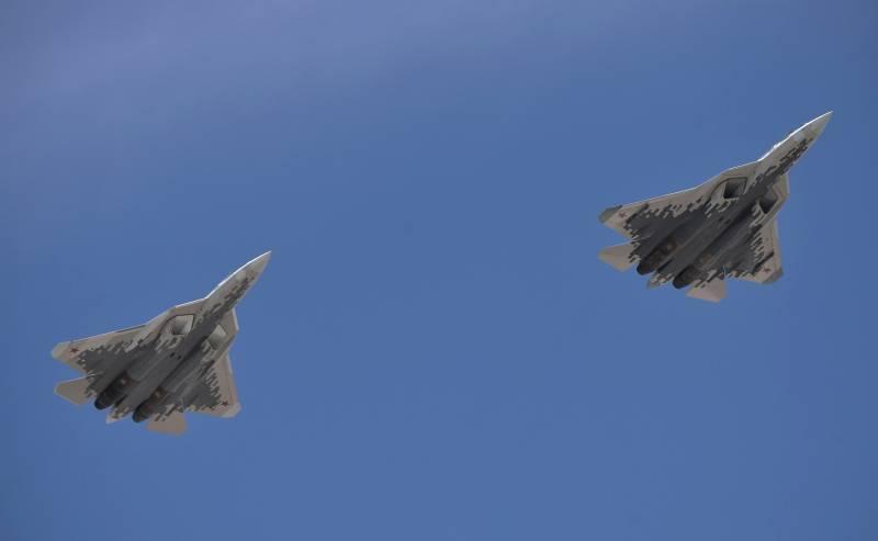 Войсковые испытания Су-57 начнутся в 2019 году