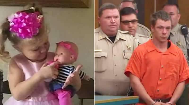 Нашли в ручье: исчезновение и жестокое убийство 3-летней Мэрайи Вудс