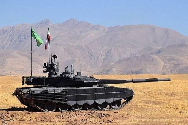 Иранский танк Karrar пойдет в серию
