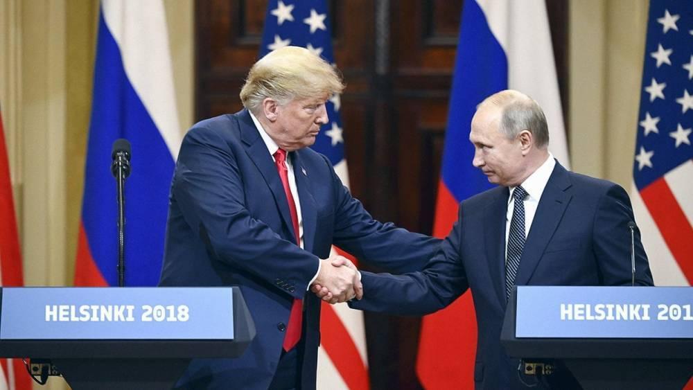 Трамп объяснил свой подход к Путину дипломатией, а не мягкостью