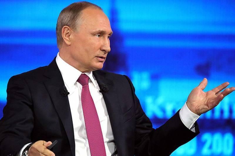 Президент РФ: Если изменений не вносить, пенсионная система может лопнуть