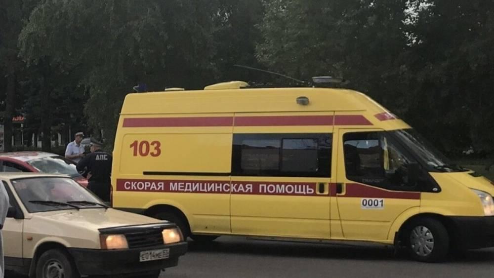 Появилось видео с места ДТП с пятью погибшими в Свердловской области