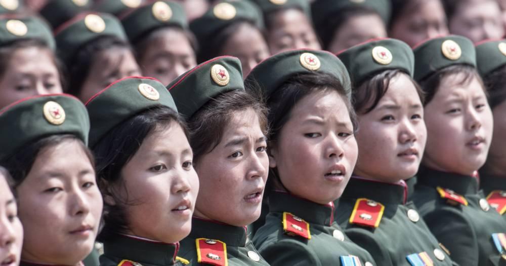 В США заявили, что армия КНДР сократила количество полевых учений