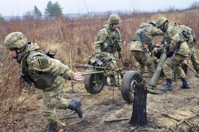 При обстреле ВСУ в Донбассе погибли трое радикалов – ДНР