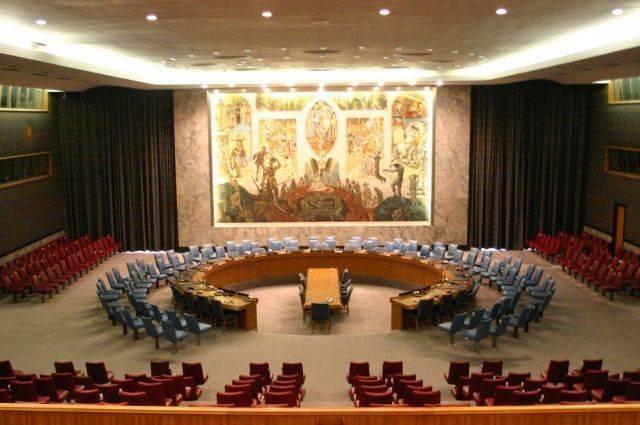 США в ООН наложили вето на российскую резолюцию по Ближнему Востоку