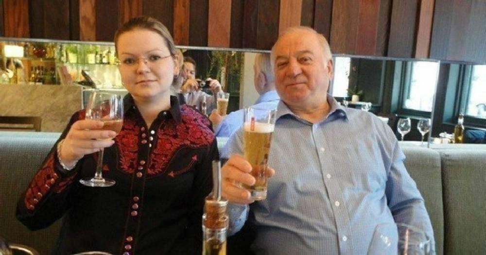 Юлия Скрипаль рассказала родным о состоянии здоровья отца