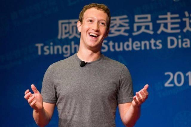 Цукерберг упал в рейтинге миллиардеров после падения акций Facebook