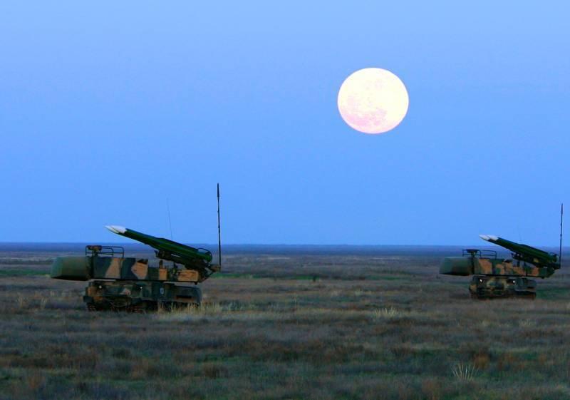 Минобороны планирует масштабное перевооружение ПВО Сухопутных войск