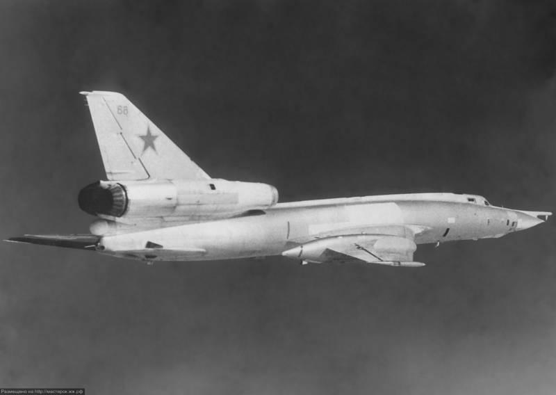 Ту-22: символ холодной войны и реальная угроза для НАТО