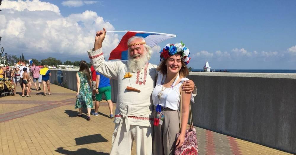 57-летний фанат дал обещание жениться в девятый раз в случае победы России