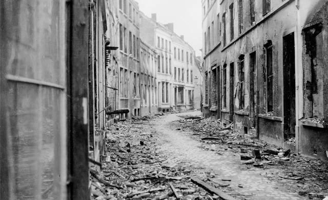 Александр Альтшулер: Когда союзники взяли Дердермонд