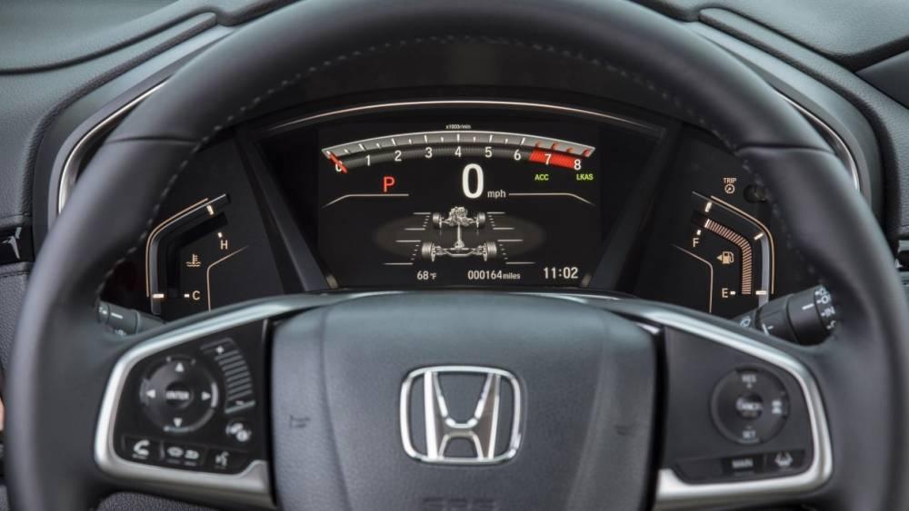 Фотошпионы засняли новый кроссовер Honda Passport на испытаниях