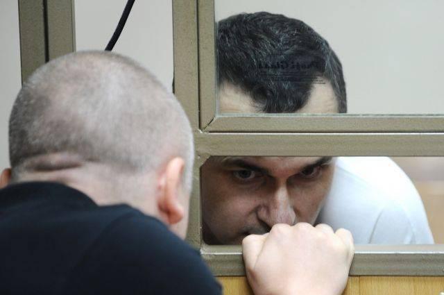 ФСИН: осужденный Сенцов не покидал колонию