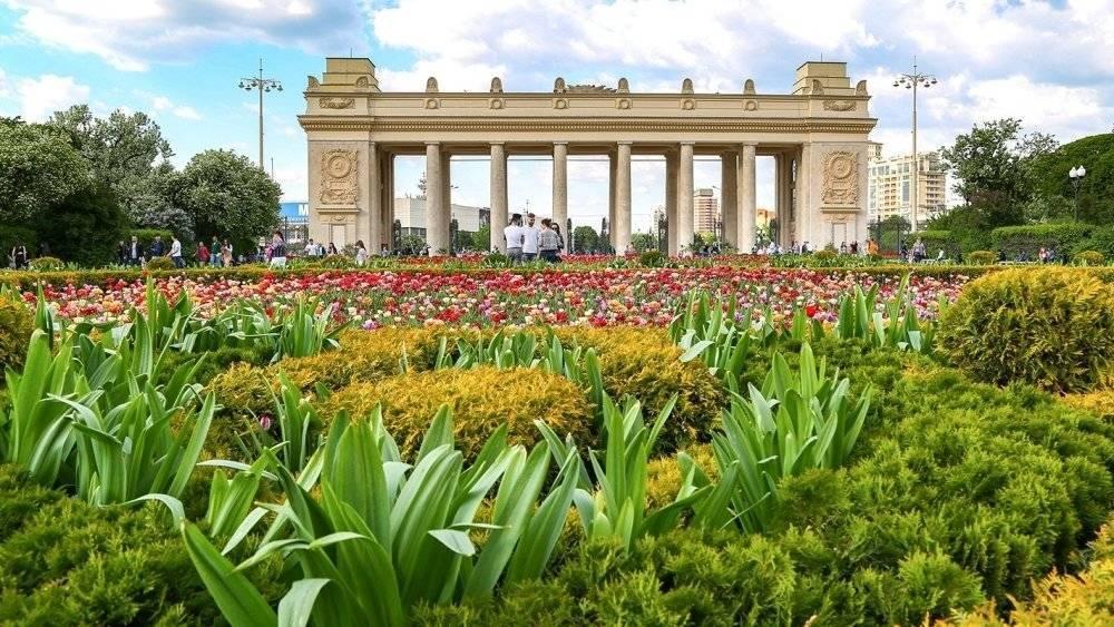 Парк Горького отметит 90-летие праздничной программой