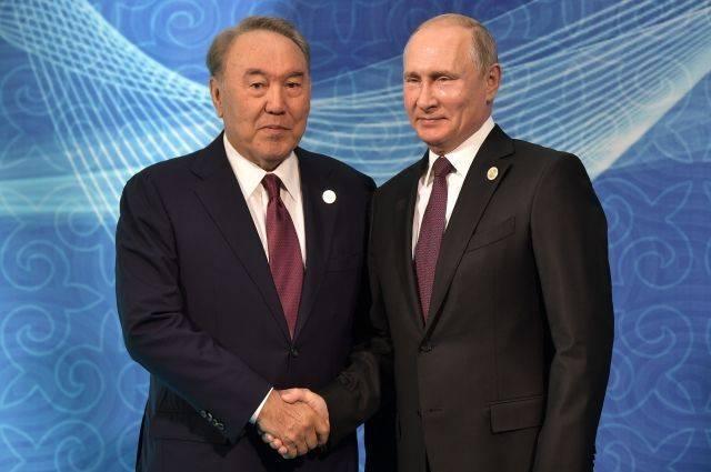 Путин рассказал о планах по созданию Каспийского экономического форума