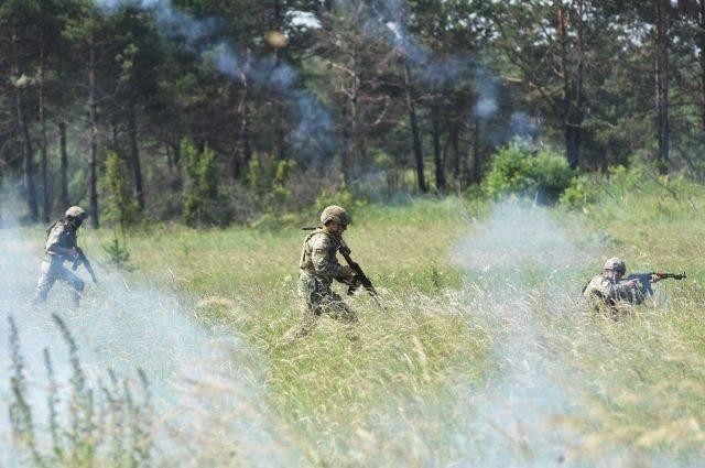 В ВСУ сообщили о задержании россиянина из-за видеосъемки в Донбассе