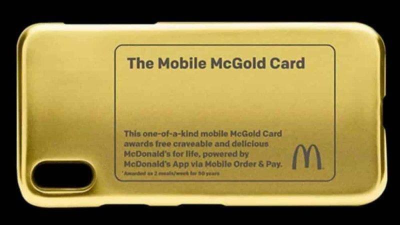McDonald's разыгрывает право всю жизнь бесплатно питаться в своей сети реторанов