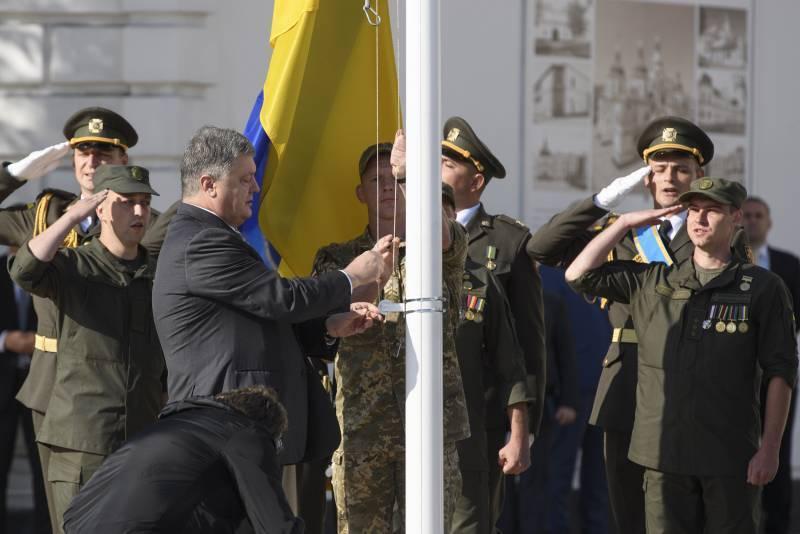 Украинский чиновник: рискуем потерять государственность