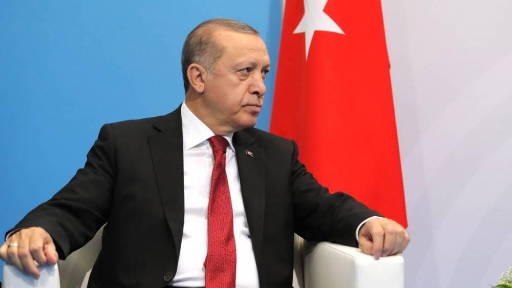 Эрдоган рассказал о выдвинутом США ультиматуме