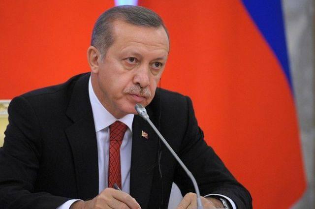 Эрдоган рассказал о том, как Анкара отреагирует на торговую войну США
