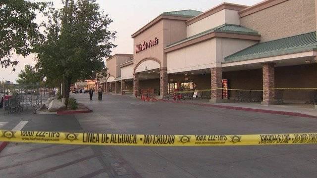В округе Лос-Анджелес в колонне супермаркета нашли труп