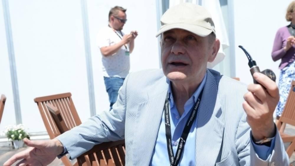 В оргкомитете фестиваля «Окно в Европу» рассказали о состоянии госпитализированного Бардина