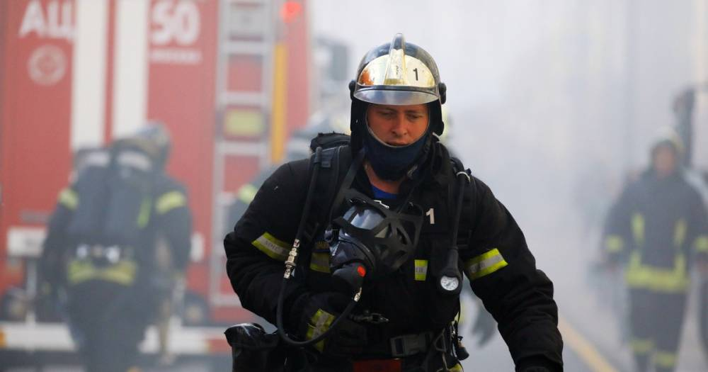 В Улан-Удэ из-за пожара эвакуировали постояльцев гостиницы