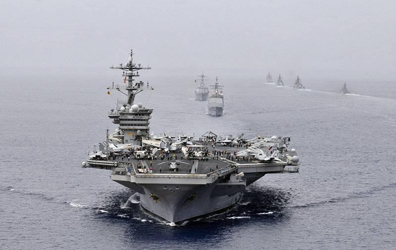 National Interest: ВМС США готовятся к противостоянию с Россией в Атланитике