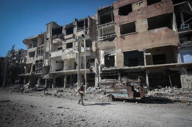 В Сирии разрабатывается план послевоенного развития страны