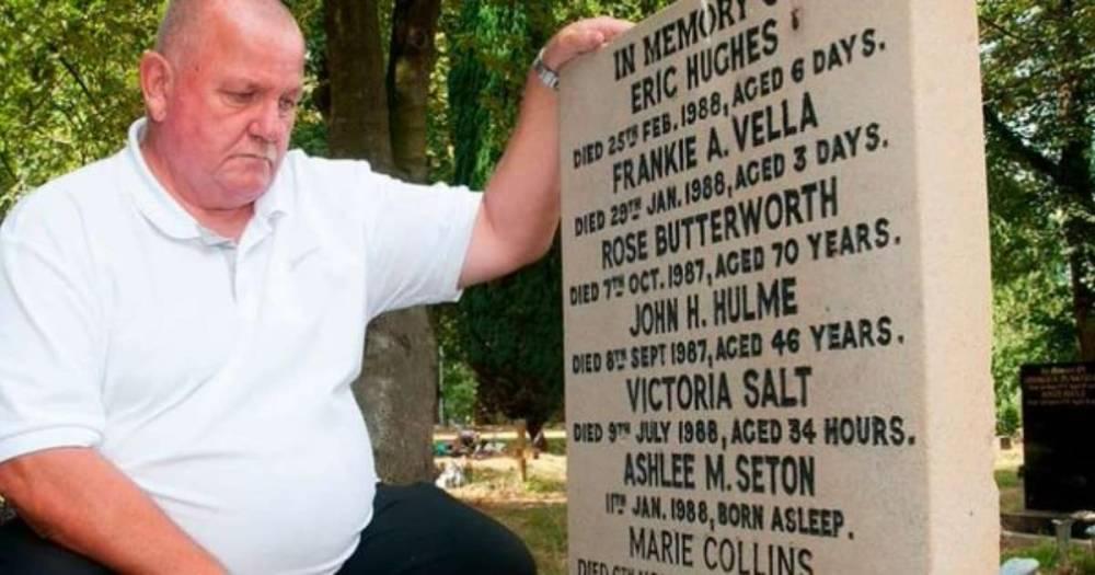Отец приходил на пустое место в земле 30 лет, думая, что там похоронена его дочь