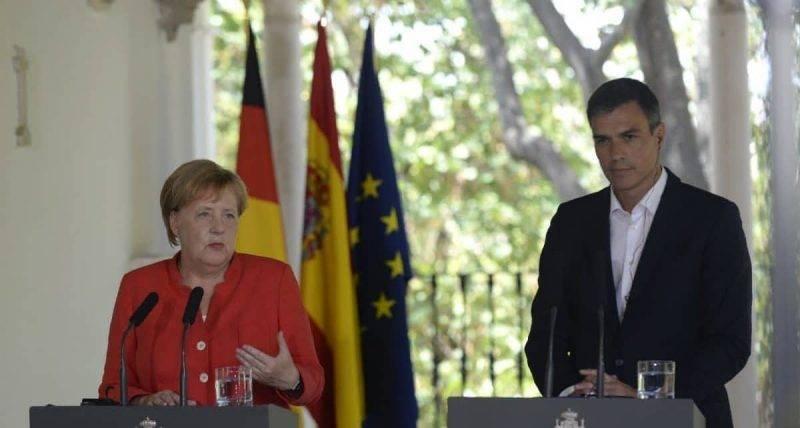 Испания и Германия ищут новые способы прекратить поток мигрантов