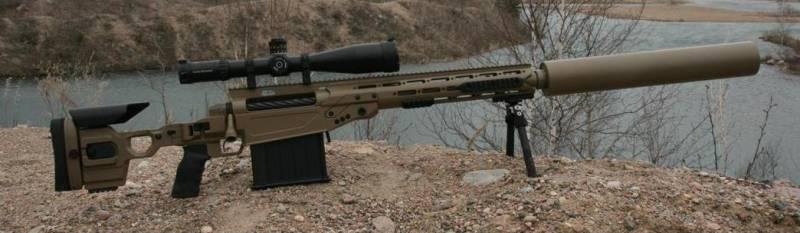 Канада поставит Украине снайперские винтовки PGW LRT-3